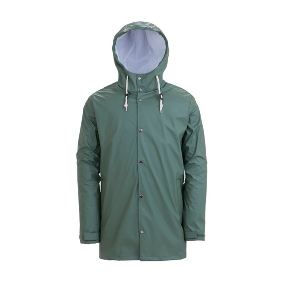 Tuxer MIO RAIN COAT GEO GREEN