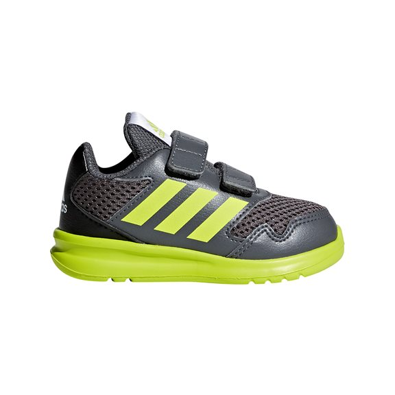 Adidas ALTARUN CF INF GREY/YELLOW