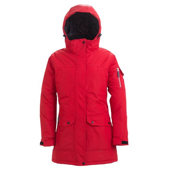 Tuxer GREENLAND W PARKA RED