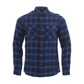 Tuxer DAVID SHIRT REACTIVE BLUE