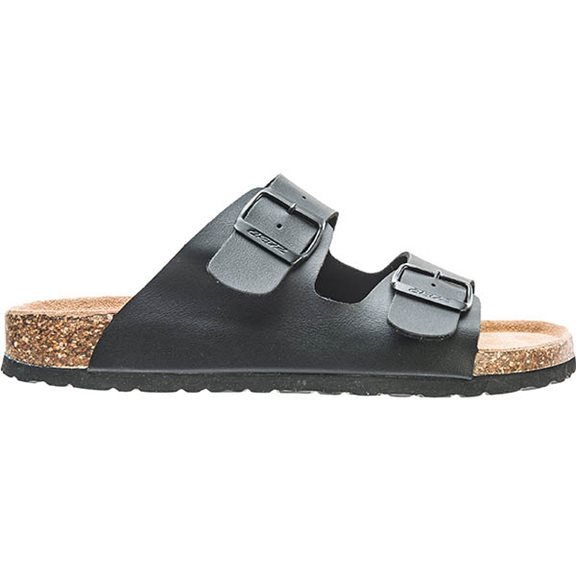 Cruz SHAWNEE CORK SANDAL BLACK