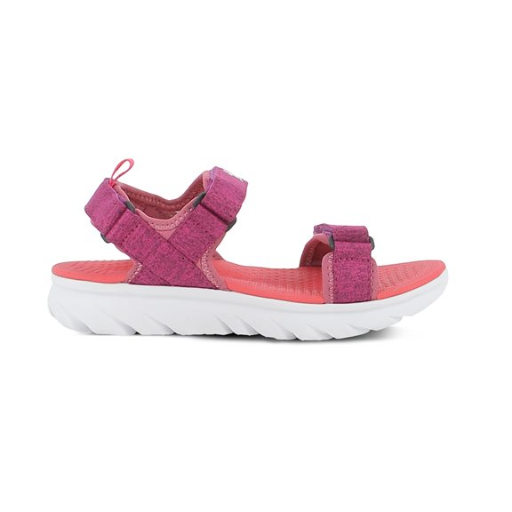 Leaf GLUPEN JR SANDAL PURPLE