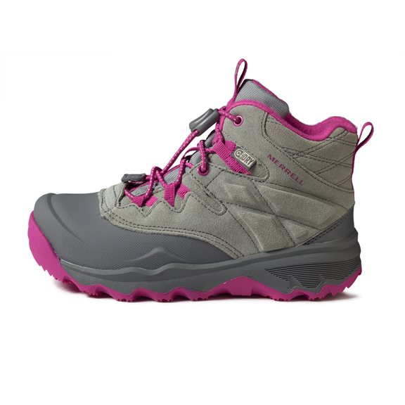 Merrell THERMOSHIVER JR GREY/PINK