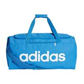 Adidas LINEAR DUFFLE BAG M BLUE