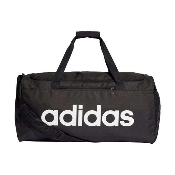Adidas LINEAR DUFFLE BAG M BLACK