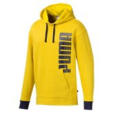 Puma REBEL BOLD HOODY YELLOW