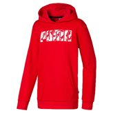 Puma KA JR HOODY RED