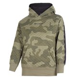 Champion HOODED JR SWEAT CAMO
