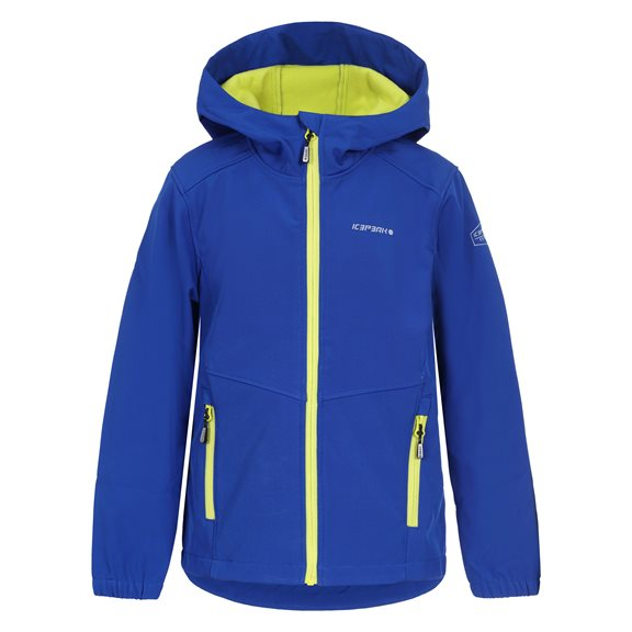 Icepeak TEIKO JR JKT BLUE/YELLOW