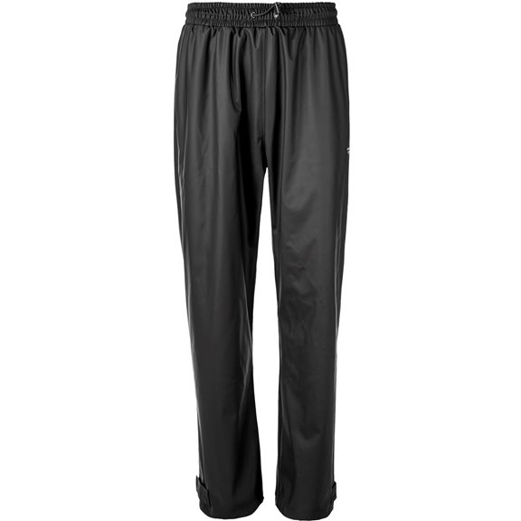 Weather Report PU RAIN PANT BLACK