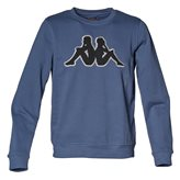 Kappa AIRIVIT CREW DUSTY BLUE