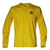 Kappa AUTH WINCY LS TEE YELLOW