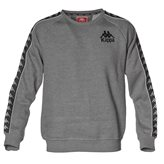Kappa BZABAD CREW SWEAT GREY