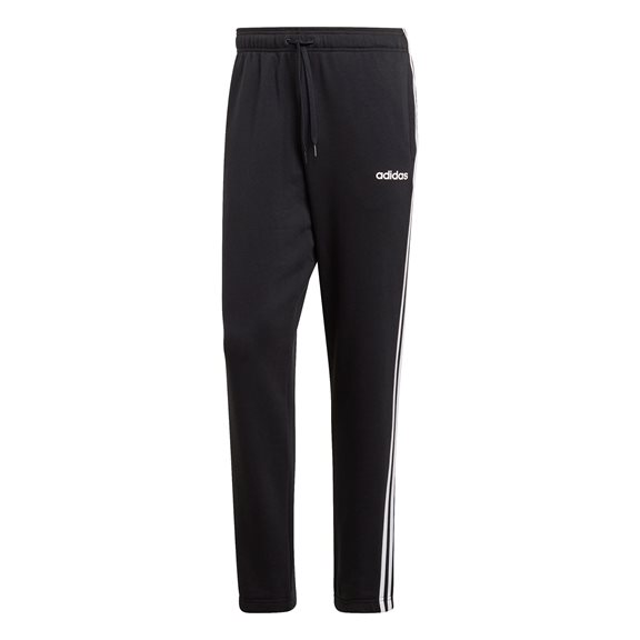 Adidas ESS 3S FT PANT BLACK/WHITE