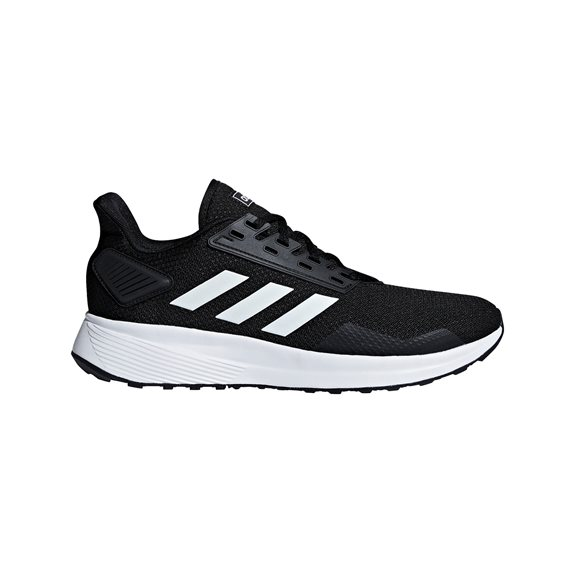 Adidas DURAMO 9 BLACK/WHITE