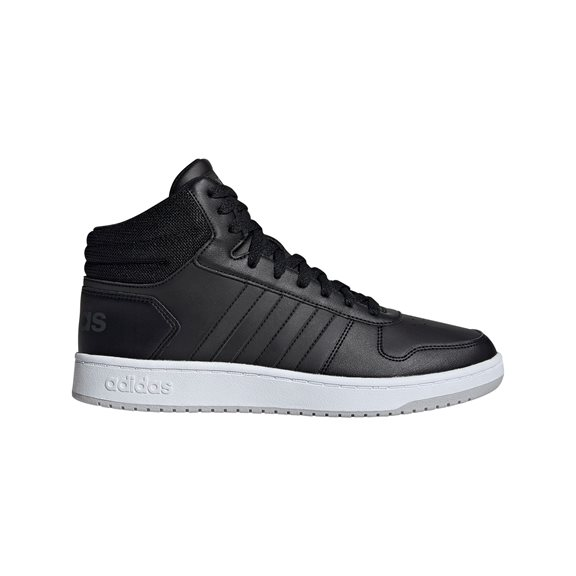 Adidas HOOPS 2.0 MID BLACK
