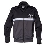 Umbro PANELLED TRACK TOP BLACK