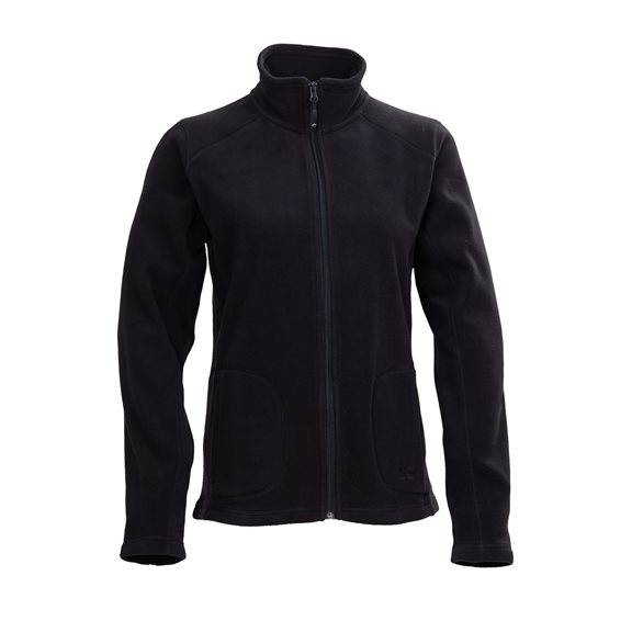 Tuxer MIDLAY W FLEECE BLACK
