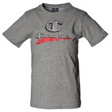 Champion LEGACY JR TEE GREY MELANGE