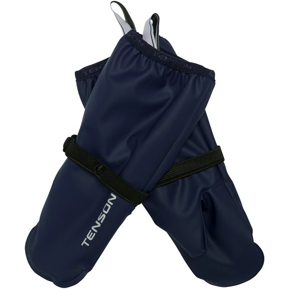 Tenson CLOUD MITTENS NAVY