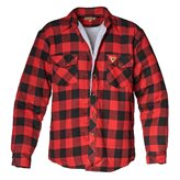 Woodstock TIMBER PADDED SHIRT RED