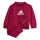 Adidas FAV INF JOG SET BERRY
