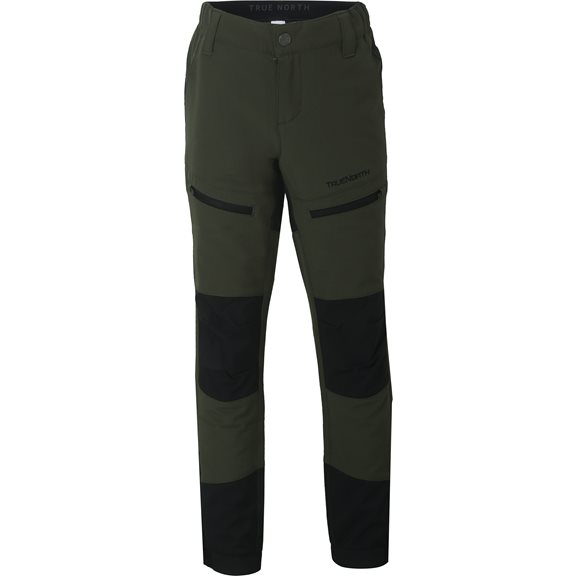True North HEMAVAN JR PANT DK GREEN